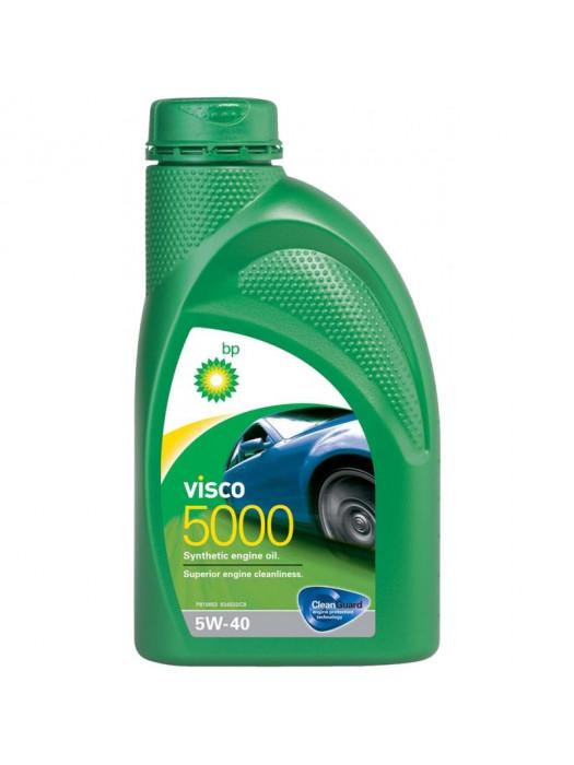 Синтетическое масло BP Visco 5000 5W-40 1 л