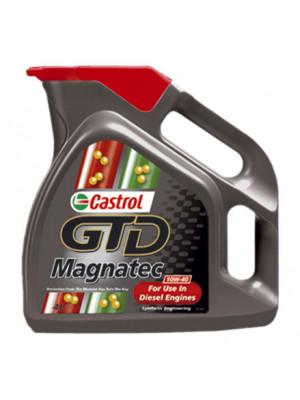Синтетическое масло Castrol GTD Magnatec 10W-40 4 л