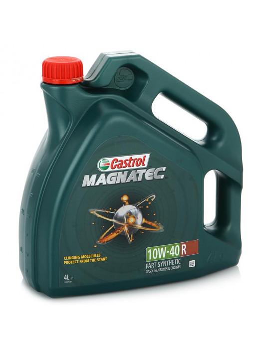 Синтетическое масло Castrol Magnatec 10W-40 R 4 л