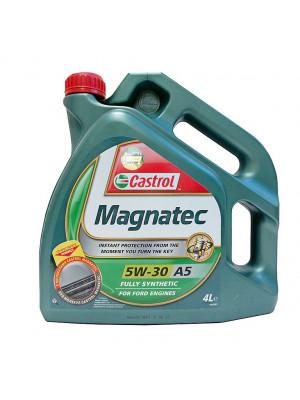 Синтетическое масло Castrol Magnatec 5W-30 A5 4 л