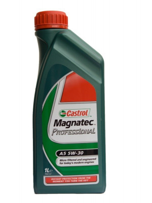 Синтетическое масло Castrol Magnatec Professional A5 5W-30 1 л