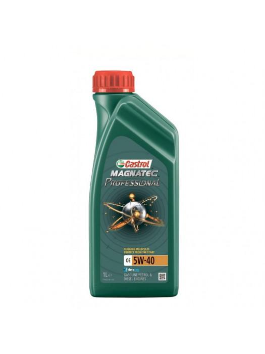 Синтетическое масло Castrol Magnatec Professional OE 5W-40 1 л