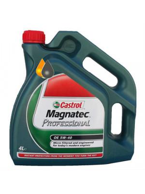 Синтетическое масло Castrol Magnatec Professional OE 5W-40 4 л