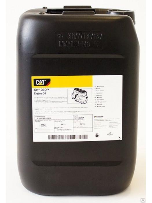 Минеральное масло CAT DEO 15W40  20 л