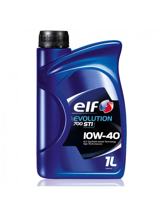 Полусинтетическое масло ELF Evolution 700 10w40, 1 л