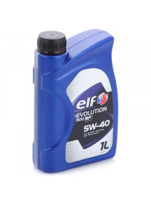 Синтетическое масло ELF EVOLUTION 900 NF 5W-40 1 л