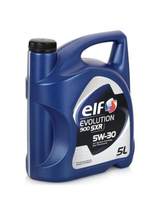 Полусинтетическое масло ELF Evolution 900 SXR 5W-30 5 л