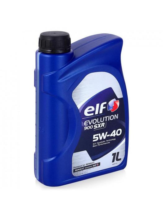 Полусинтетическое масло ELF Evolution 900 SXR 5W-40 1 л