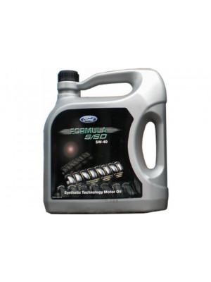 Синтетическое масло Ford Formula S/SD 5W40 5 л