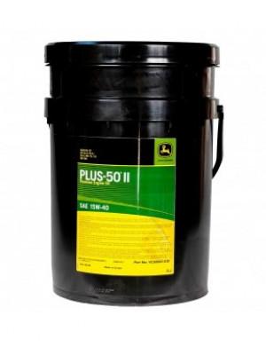 Минеральное масло John Deere Plus-50II 15W40, 20 л