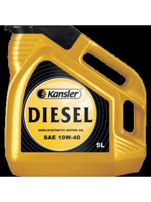 Полусинтетическое масло Kansler DIESEL 20000 SAE 10W-40 CI-4/SL 4л