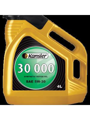 Синтетическое масло Kansler 30000 SAE 5W-30 SM/CF 4л