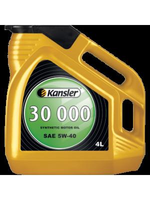 Синтетическое масло Kansler 30000 SAE 5W-40 SM/CF 4л