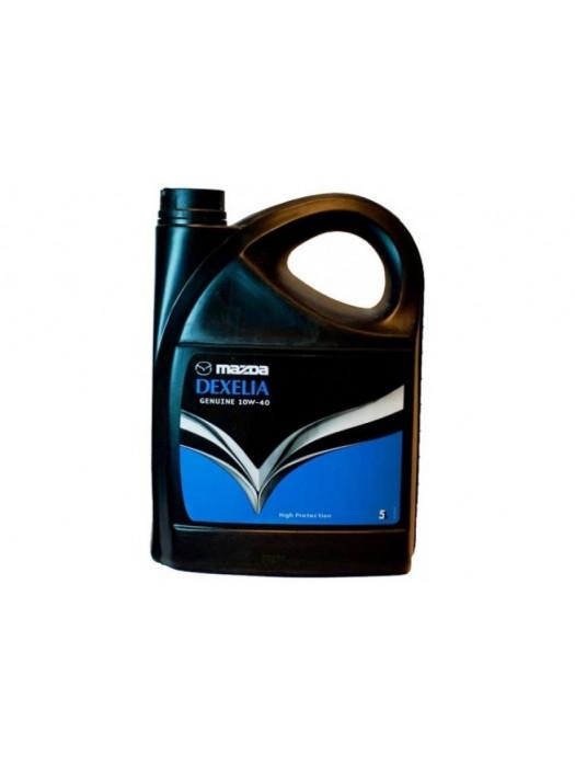Полусинтетическое масло Mazda Dexelia Genuine 10W-40 5 л