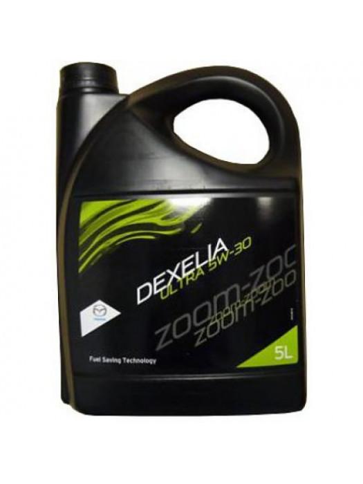Синтетическое масло Mazda Dexelia Ultra 5W-30 5 л