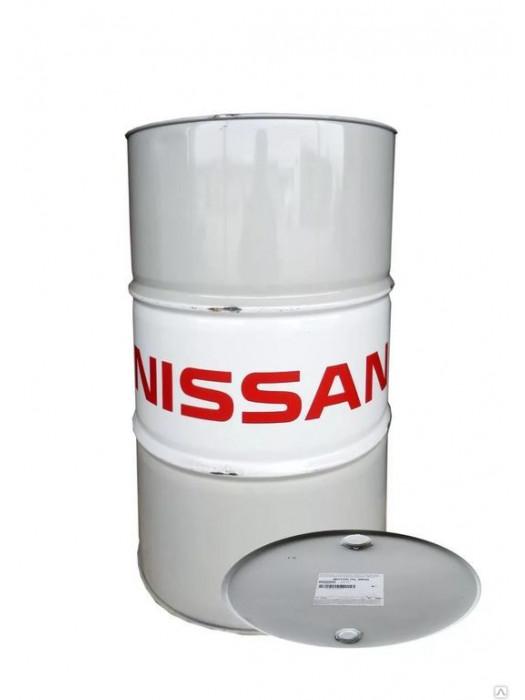 Синтетическое масло NISSAN 5w40 208 л