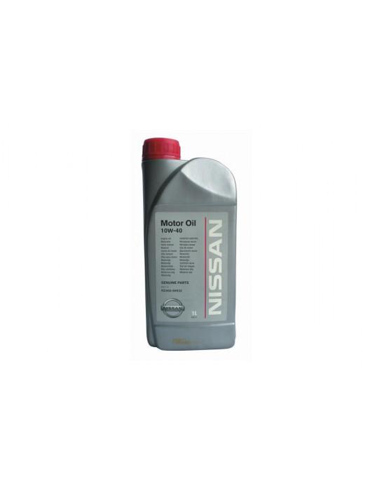 Полусинтетическое масло Nissan 10W-40 1 л
