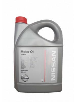 Полусинтетическое масло Nissan 10W-40 5 л