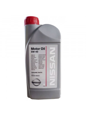 Синтетическое масло Nissan 5W-40 1 л