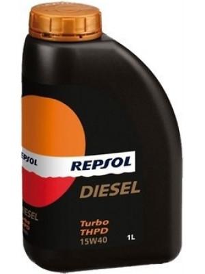 Синтетическое масло Repsol DIESEL TURBO THPD 15W-40 1л