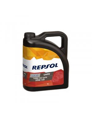 Синтетическое масло Repsol DIESEL TURBO UHPD MID SAPS 10W-40 5л