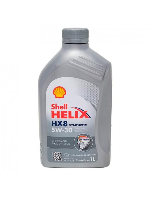 Синтетическое масло SHELL Helix HX8 Synthetic 5W-30 1 л