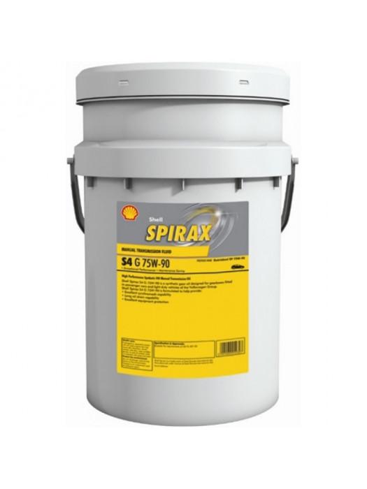Трансмиссионное масло SHELL Spirax S4 G 75W90 75-90, 20 л