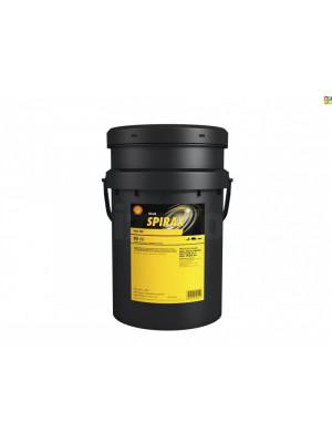 Трансмиссионное масло SHELL Spirax AX S3 85W140 85-140, 20 л