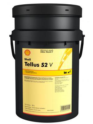 Гидравлическое масло SHELL Tellus S2V32 V32, 20 л