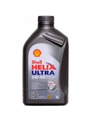 Синтетическое масло SHELL Helix Ultra 5W-40 1 л