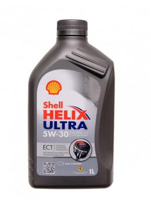 Синтетическое масло SHELL Helix Ultra ECT 5W-30 1 л