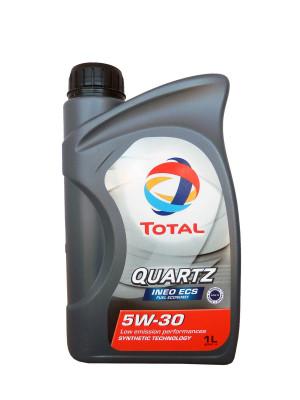 Синтетическое масло TOTAL Quartz INEO ECS 5W30 1 л