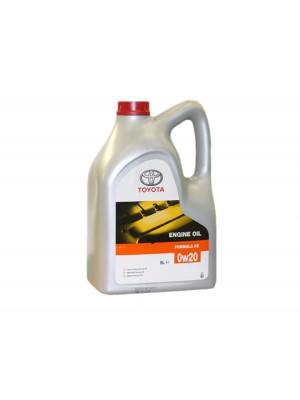 Синтетическое масло TOYOTA SAE 0W-20 5 л