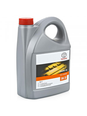 Синтетическое масло Toyota 5w30 5 л