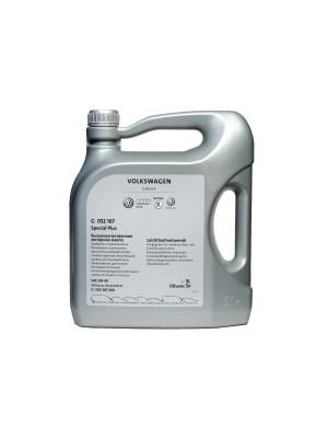 Синтетическое масло VOLKSWAGEN Special Plus 5W-40 5 л