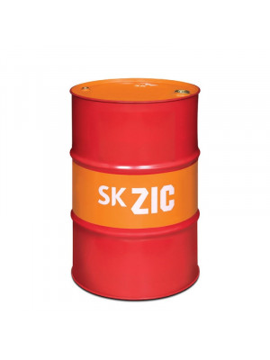 Полусинтетическое масло ZIC X5 10W-40 200 л